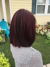 10 mahogany hair color ideas ombre balayage hairstyles 2018