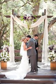 wedding arches and arbors 25 chic and easy rustic wedding arch ideas for diy brides