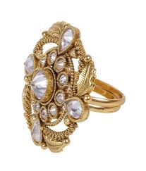 beautiful fingers rings images Much more beautiful bollywood fashion gold plated crystal made jpg