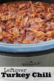 12 leftover turkey recipes crockpot turkey chili turkey chili and