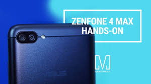Zenfone 4 Max Asus Zenfone 4 Max Unboxing And On