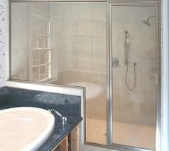 Frame Shower Doors by Custom Glass Works Of Fort Mill Sc Serving North And South Carolina