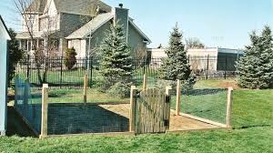 Patio Fence Ideas by Thrilling Image Of Natural Fencing Ideas Uk From Cost Of Fence