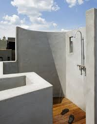Outdoor Shower Bench East Village Roof Garden By Pulltab Photo 3 Of 12 Dwell