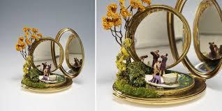 Miniature by Miniature Art Demilked