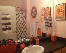Pink And Brown Bathroom Ideas Green And Brown Bathroom Accessories Furnitureteams