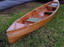 wood canoe plans free plans fiberglass canoe building plans
