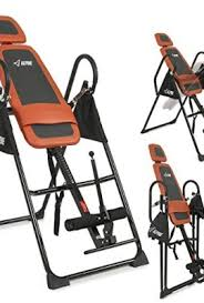 inversion table exercises for back alpine pro deluxe inversion table exercise back reflexology