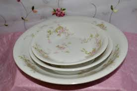 haviland patterns theodore haviland limoges bowls in pink spray pattern