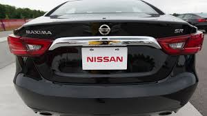 nissan canada recall information why it u0027s hard to crash the nissan maxima news u0026 features