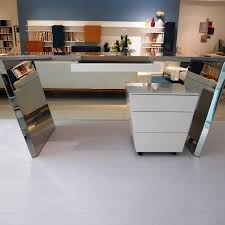 Modern Office Desks Modrest Clif Modern Office Desk By Vig Furniture U2013 All World Furniture