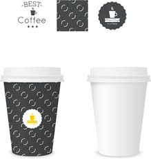 paper cup template free vector download 17 198 free vector for