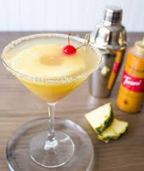 pineapple upside down cake delight recipe torani