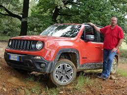 new jeep renegade lifted fahrbericht jeep renegade im offroad test youtube