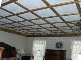 Ceiling Tile Adhesive by Styrofoam Ceiling Tiles Installed