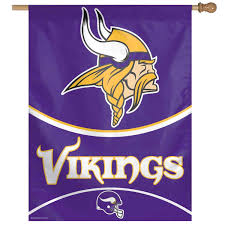 vikings flags and banners dome souvenirs plus located next to
