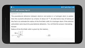 12th physics ncert solutions 1 2 apk download android education