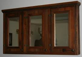 Wood Bathroom Medicine Cabinets With Mirrors Wood Bathroom Medicine Cabinets All Home Decorations