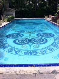 garden mosaic ideas beautiful pool tile design inspirations 2017 with swimming images