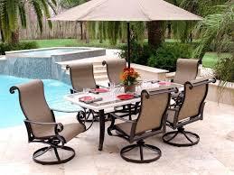aluminum patio furniture the aluminum outdoor dining set cast