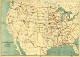 1850 United States Map by Open Access American History 1877 1900 The Gilded Age