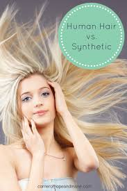 Pros And Cons Of Hair Extensions by Human Hair Vs Synthetic Hair Which To Choose