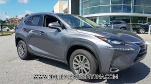 lexus service intervals new 2017 lexus nx nx turbo at nalley lexus smyrna new h2073682