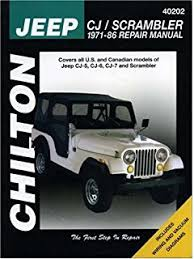 jeep repair manual jeep cj 49 86 haynes repair manuals larry warren h