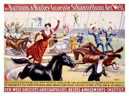Barnes And Bailey Circus Ringling Brothers And Barnum U0026 Bailey Vintage Art Posters At
