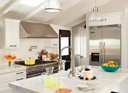 kitchen with vaulted ceilings ideas vaulted ceiling pendant lighting digitaldandelion net