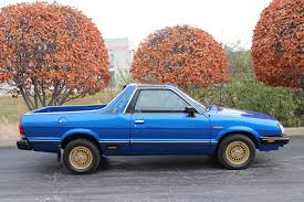 subaru brat for sale 2015 1983 subaru brat midwest car exchange