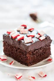 the best peppermint chocolate cake averie cooks
