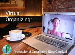 virtual organizing professional organizers blog carnival your