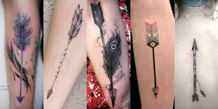 43 amazing arrow tattoo designs for men and women tattooblend