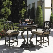 exterior elegant upholstered dining chairs by tommy bahama
