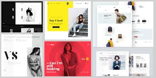 Fashion Web Design Inspiration 2017 – Muzli Design Inspiration