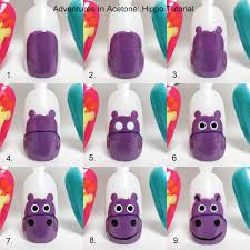 step by step nail art designs for beginners the coolest nail art