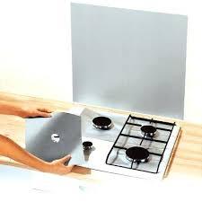 plaque autocollante cuisine inox autocollant pour cuisine credence cuisine cuisine
