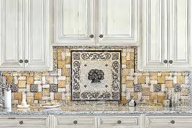 Kitchen Medallion Backsplash Kitchen Backsplash Metal Medallions For Kitchen Backsplash Lovely