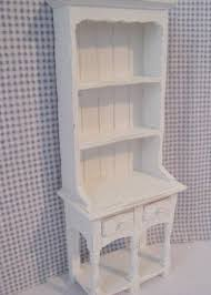 dollhouse kitchen hutch or dresser tatty chic hutch white