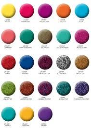 la colors art deco nail art polish 2