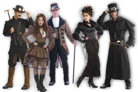 Steampunk Halloween Costume Steampunk Costumes Halloween Cosplay Hubpages