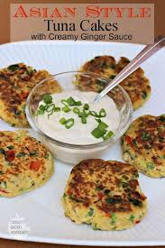 cuisines r ences style tuna cakes with sauce easy and healthy