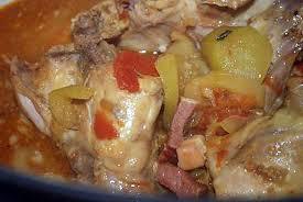 cuisiner du lapin facile recette de lapin aux courgettes et tomates