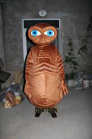 extraterrestrial mascot costume fancy dress size costume