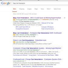 moneysupermarket com ppc search advert