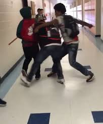 a fight at la porte high goes viral parents express