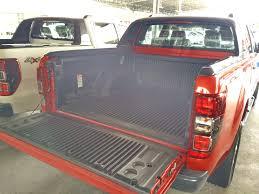 Ford Ranger Used Truck Bed - ford ranger wildtrak 2014 model thailand orange rear view of back