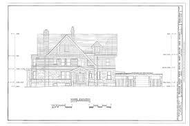 historic revival house plans rocks the white residence tudor style houses