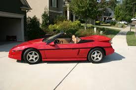 convertible for sale 1984 pontiac fiero convertible for sale atlanta